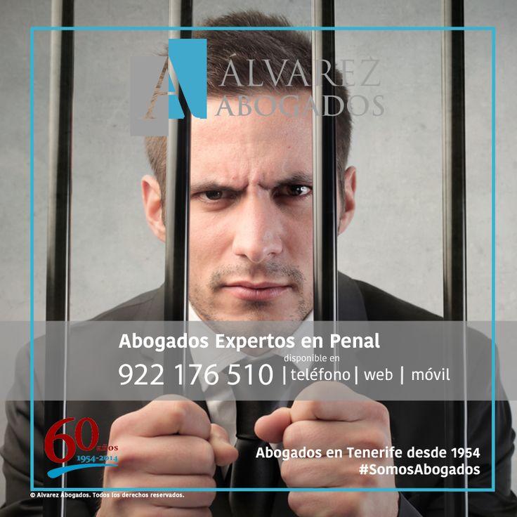 Abogados expertos en Penal. Consultas jurídicas y cita previa en 922176510, web y móvil. Abogados en Tenerife desde 1954. https://alvarezabogadostenerife.com/?p=11647 #SomosAbogados #DerechoPenal