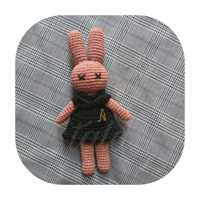 #rabbit #amigurumi