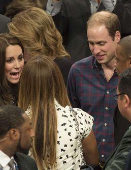 William et Kate aux Etats-Unis : royales rencontres !