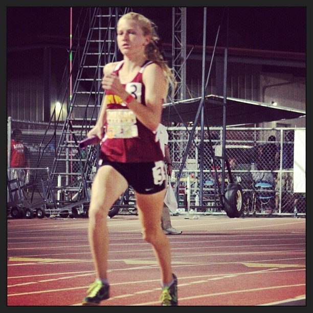 Sarah Baxter of @simihightrack by Daily News Prep Sports, via Flickr