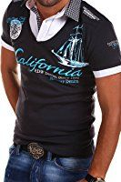 MT Styles 2in1 Poloshirt WI-CALI T-Shirt R-2345