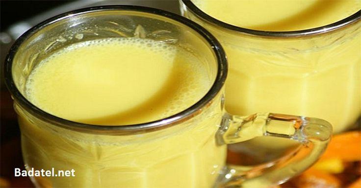 Recept na elixír, ktorý údajne vylieči až 150 chorôb – Žlté mlieko