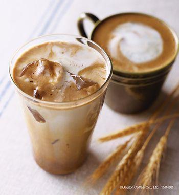 オルゾー(大麦)を原料にしたコーヒー。ノンカフェインなほか、食物繊維が豊富に含まれているので、整腸作用も期待できそう。ラテなどにしてコクをプラスするとより美味しくいただけそうです。