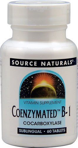 "Source Naturals CoenzymatedTM B-1 — 60 Sublingual Tablets   	 		 			 				 					Famous Words of Inspiration...""Love is the self-delusion we manufacture to justify the trouble we take to have sex.""					 				 				 					Daniel S. Greenberg 						— Click here for more from... more details at http://supplements.occupationalhealthandsafetyprofessionals.com/vitamins/vitamin-b/b1-thiamine/product-review-for-source-naturals-coenzymatedt-b-1-60-sublingual-tablets-3"