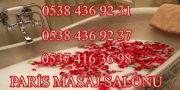 Masaj Salonu Telefon Numarası
