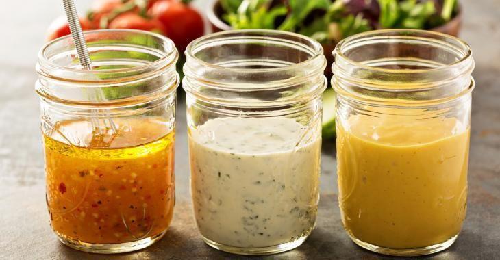 Les Salades Constituent Un Moyen Facile De Manger Des Légumes Et Il Existe Un No Easy Salad Dressing Homemade Salad Dressing Low Calorie Salad Dressing Recipes