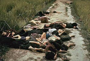 Wikipedia article about My Lai Massacre