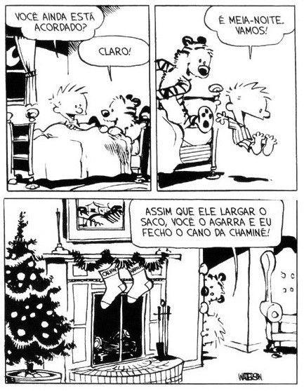 Calvin e Haroldo - Tirinha nº 31