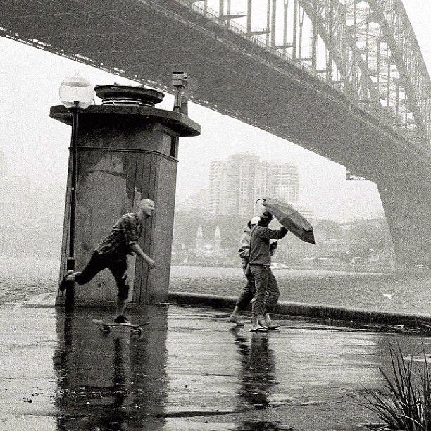 Jason Dill / NY / Rain