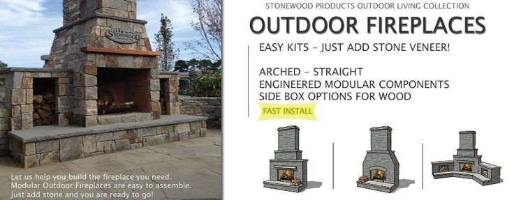 37 best images about outdoor fireplace pizza oven on Pre fab outdoor fireplace