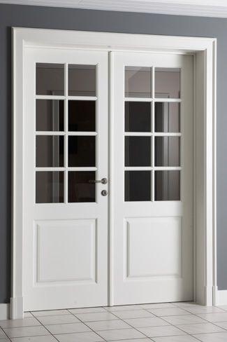 Klassieke deur