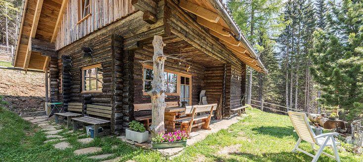 Berghütte in St. Margarethen Urlaub, Reisen, Ferien