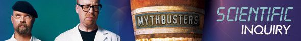 Using Mythbusters to introduce scientific inquiry and the scientific methods! Brilliant!