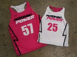 Girls Lacrosse Uniforms | Potomac Power Lax Uniform