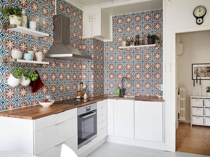 Stockholmsgatan 40K | 2 rok, 57.7 kvm Bevarade originaldetaljer och snyggt renoverat kök