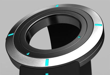 Blank Face: Ultra-Modern Number-Free Watch Design