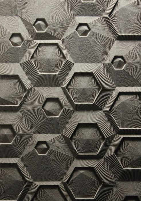 hexagonsDesign Pattern, Geometric Pattern, Geometric Art, Pattern Design, Elijah Porter, Texture Wall, Wall Texture, Cnc Router, Surface Design