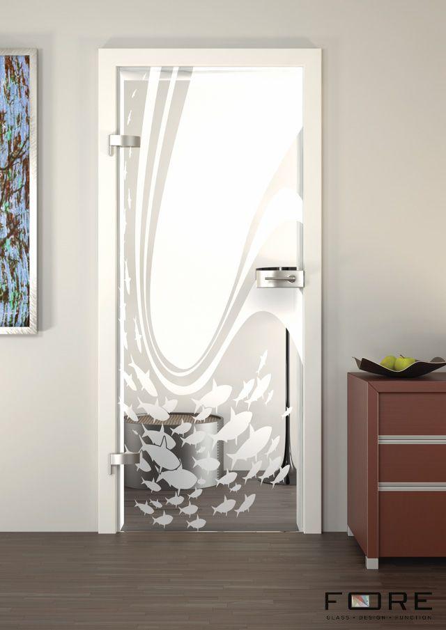 Drzwi szklane Sand 10, glass doors, www.fore-glass.com, #drzwi #drzwiszklane #drzwiwewnetrzne #szklane #glassdoor #glassdoors #interiordoor #glass #fore #foreglass #wnetrza #architektura
