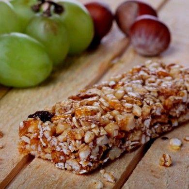 Healthy Muesli Bar Recipe