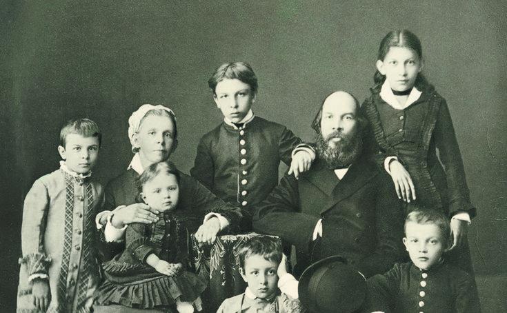 Тайны биографии Ленина
