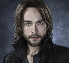 Tom...Ichabod Crane from Sleepy Hollow this fall on Fox