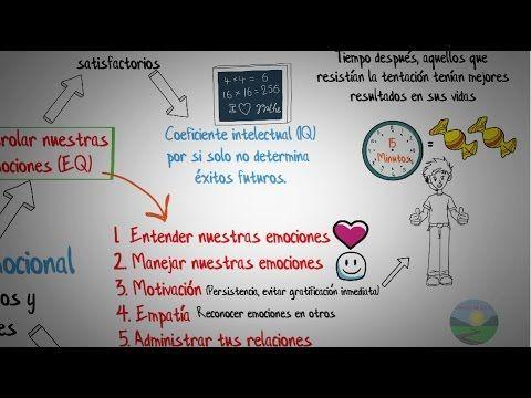Inteligencia emocional-Daniel Goleman-Resumen animado - YouTube