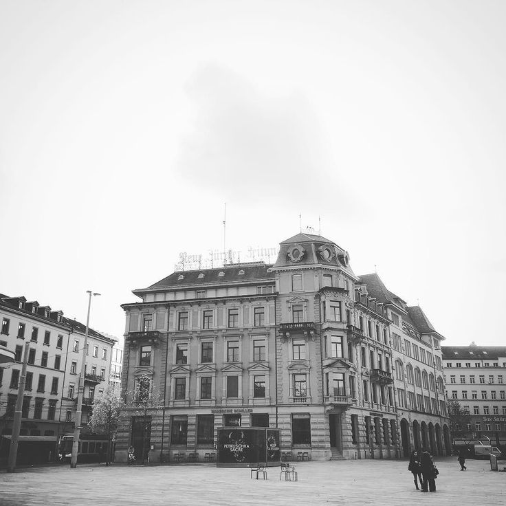 @nzz #zürich #switzerland #city #architecture