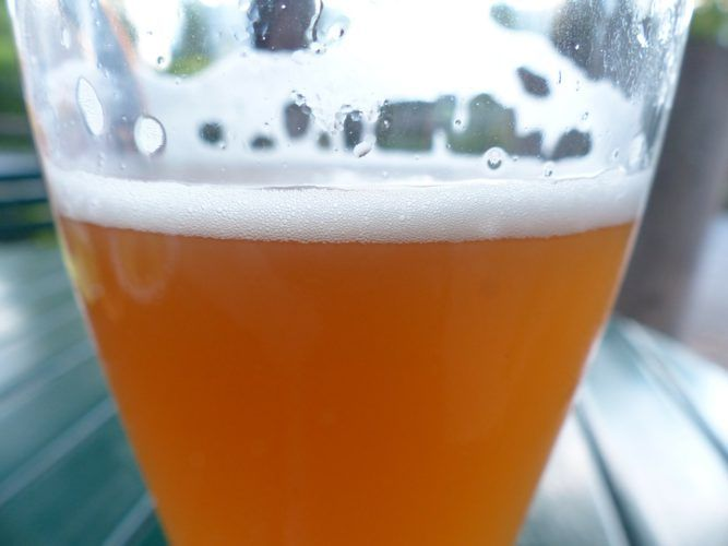 Putting the Wheat in Wheat Beer