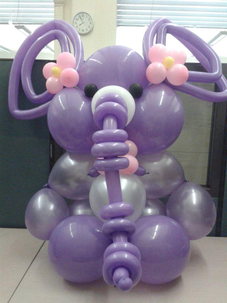 elefantito para baby Shower