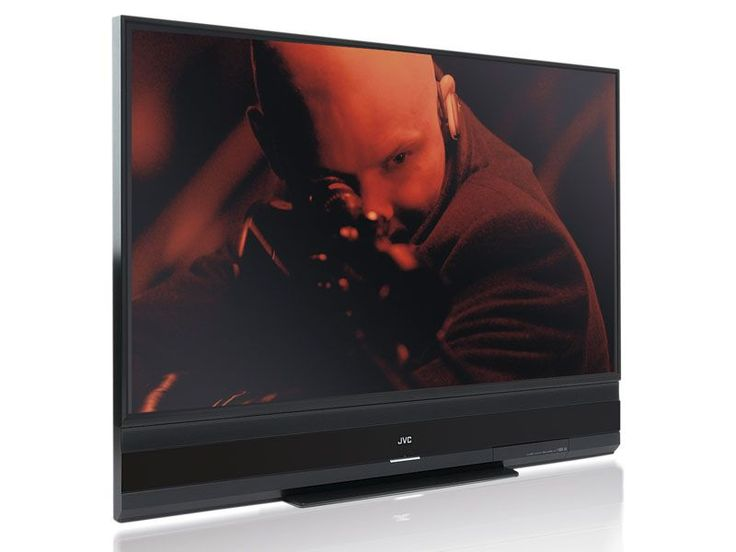 JVC HD-65DS8 review | Today's rear-pro TVs are an interesting high-performance alternative to flatpanels, and this set certainly wins design points. It looks as slim as a 65in rear-pro set ever could, with a tiny 1cm wide bezel and surprisingly shallow 29.5cm depth. The 65DS8 employs JVC's own DILA projection technology, delivering a Full HD resolution and claimed contrast ratio of 10,000:1. Reviews | TechRadar
