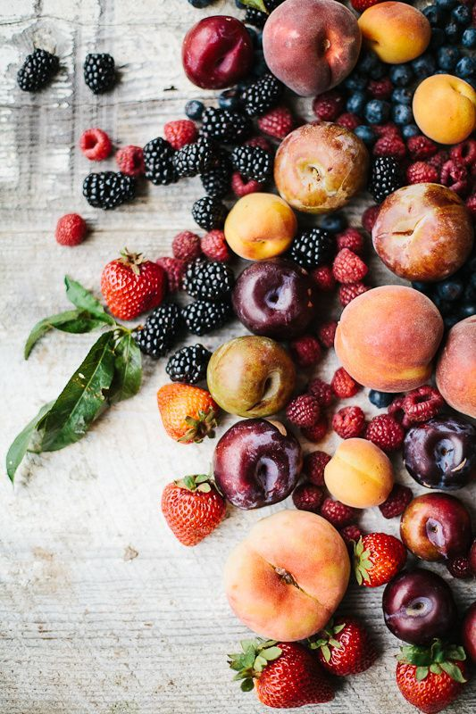 Gorgeous fruit: