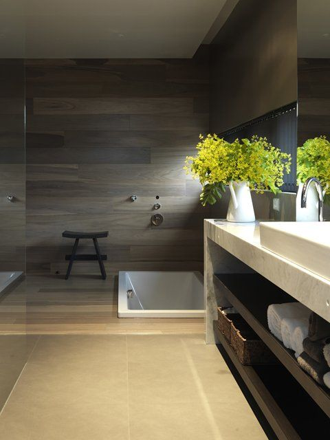 Lovely Bath! #home #design #bath #bathroom #architecture #interiordesign