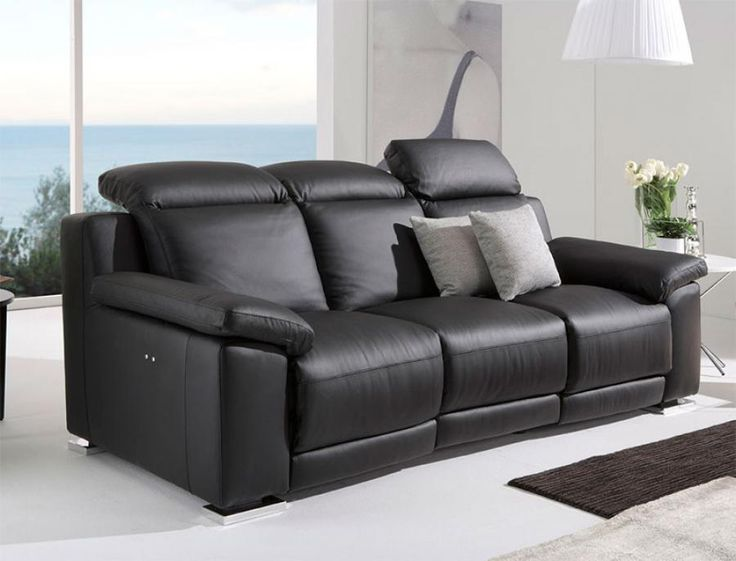 Furniture Design Sofa living room leather couch - creditrestore