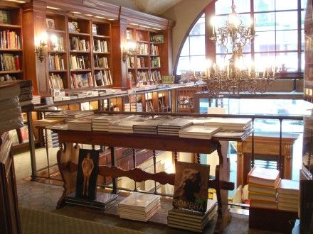 Rizzoli bookstore NYC