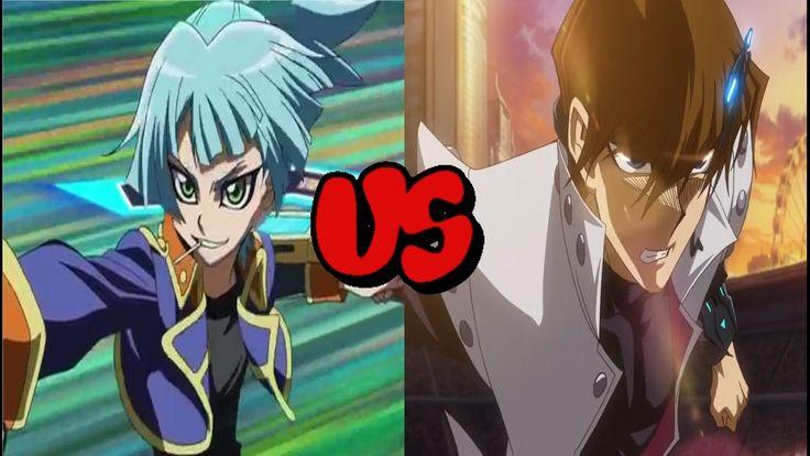 The King of Games Tournament: Sora vs Kaiba (YGOPro)