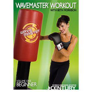 Wavemaster Workout DVD with Beth Morrison Discount cheap Martial Arts supplies; Century Martial Arts:Karate,Samurai, TaeKwonDo,martial arts equipment, Martial Arts Supplies, Martial Arts Supply, martial arts uniforms, martial arts videos, martial arts weapons, XMA, XMA training vidoes, XMA Kicks vidoes, tae kwon do equipment