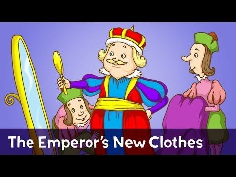 Folk Tale: The Emperors New Clothes read by Harry Shearer for Speakaboos - YouTube