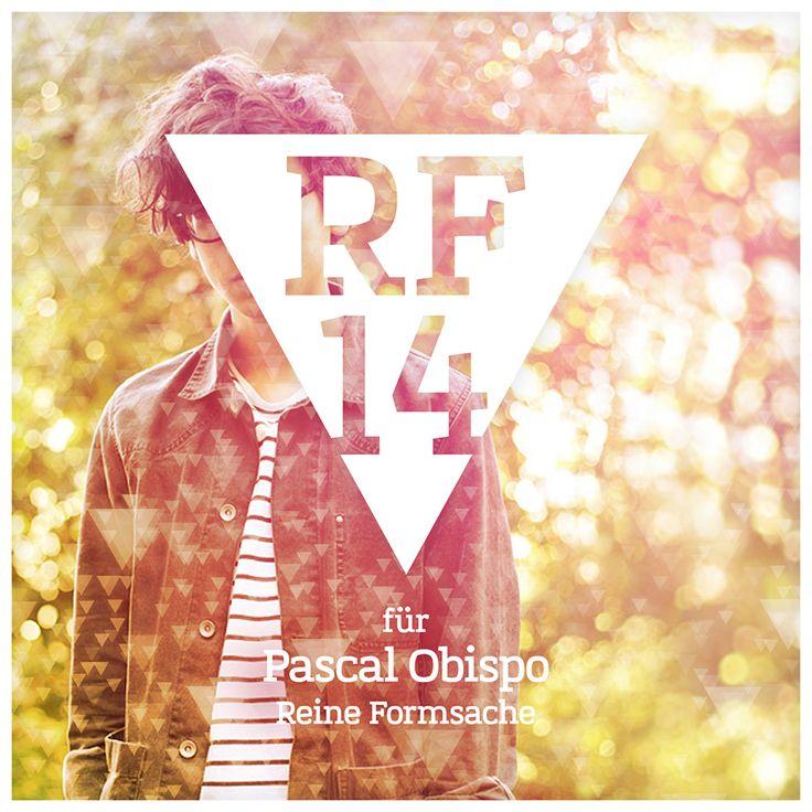 We are Reine Formsache 14! // Pascal Obispo // Es gibt Formen. Es gibt Farben. Und es gibt Pascal. Der macht dann das alles miteinander und ineinander.  Und wenn sich die ein oder andere Farbe mal verläuft – Pascal bringt sie schon wieder in Form. So entstehen Bilder, die man zwar irgendwie beschreiben könnte, sich aber dann doch besser anschaut. #RF14 #ausstellung #digital #kunst #regensburg