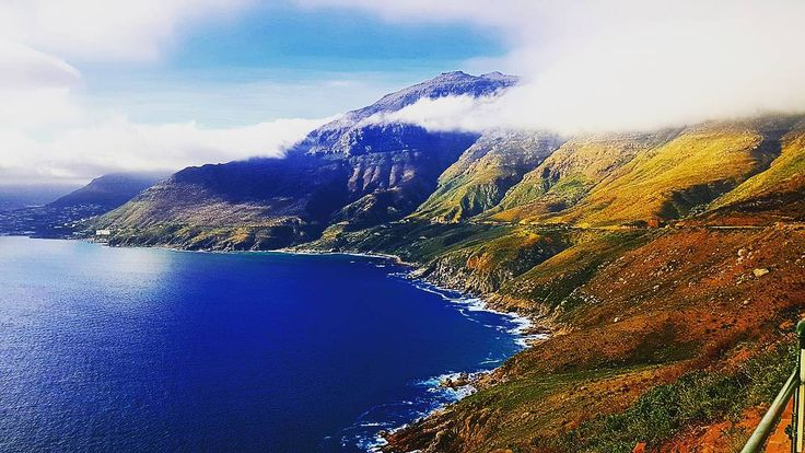 Honestly Cape Town is without a doubt the most unbelievably beautiful place in The Lads opinion #gorgeous #scenic #nature #drive #sea #ocean #mountains #instanature sunset #sunrise #blue #flowers #day #clouds #beauty #light #photooftheday #love #green #skylovers #dusk #weather #day #instadaily #iphonesia #instalike #mothernature