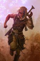 Mjoll the Lioness by Jedi-Art-Trick