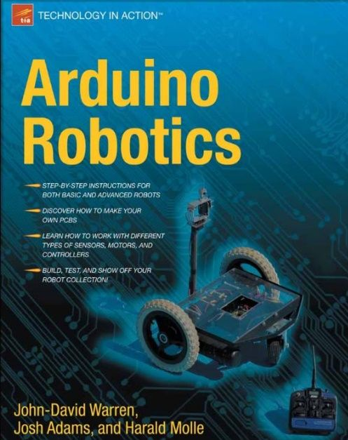 Descargar libros de Arduino, coleccion de libros de arduino para descarga gratis, Arduino books, libros y manuales arduino gratis, libros arduino pdf, manuales arduino, colección libros arduino