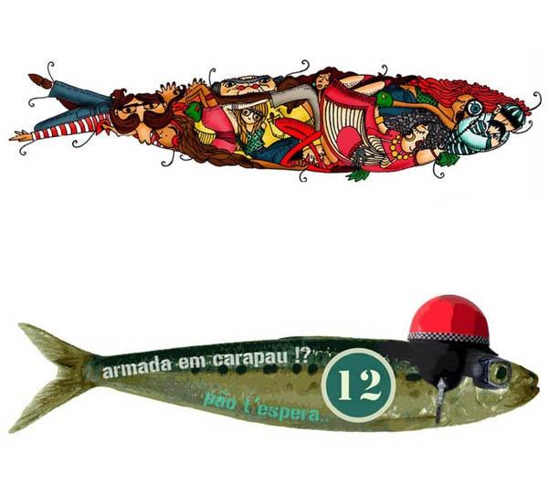 Design de Sardinhas | Festas de Lisboa 2012 #8