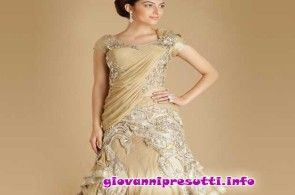 indian wedding dress 2015