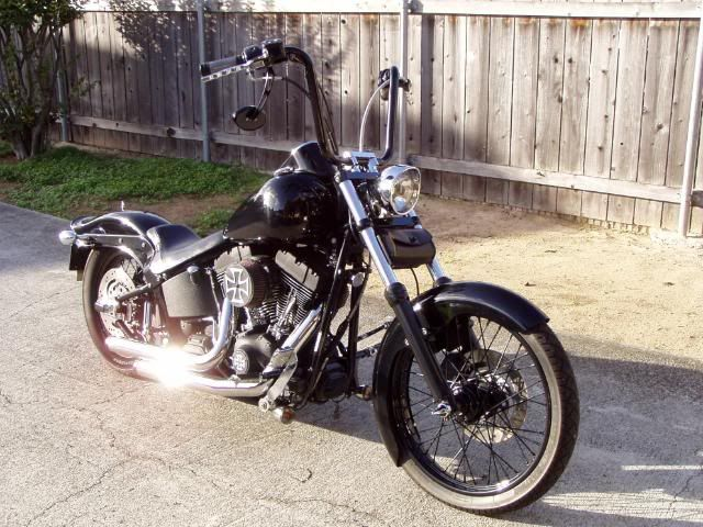 Ape Hanger install difficulty? - Page 3 - Harley Davidson Forums