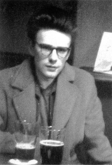 Stuart Sutcliffe.