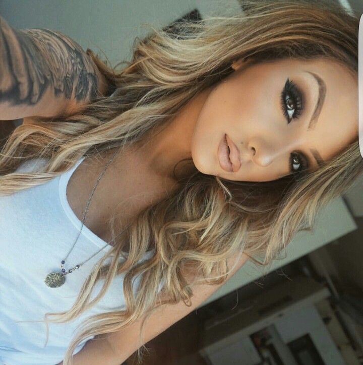 Follow @CleapatroBeauty Instagram Pinterest YouTube --❤ #prettymakeup beauty guru #beautyguru best haircut best makeup look wedding makeup back to school celebrity Kim kardashian butt booty desi Perkins carli bybel crisspy jlo glow skin nails fitness body toned up ✦⊱ɛʂɬཞɛƖƖą⊰✦