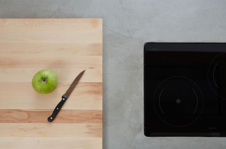 #microtopping kitchen surface #green apple http://www.idealwork.com/Micro-Topping-Features-and-benefits.html