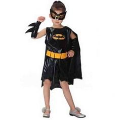 Lovely Children Batman Halloween Costumes