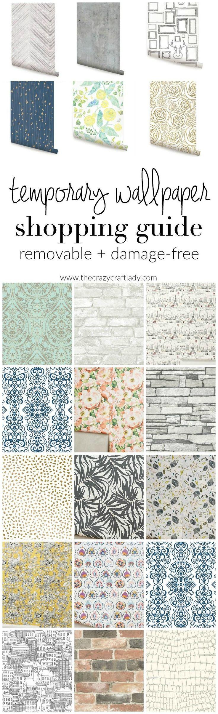 best 25+ peelable wallpaper ideas on pinterest | wallpaper ideas