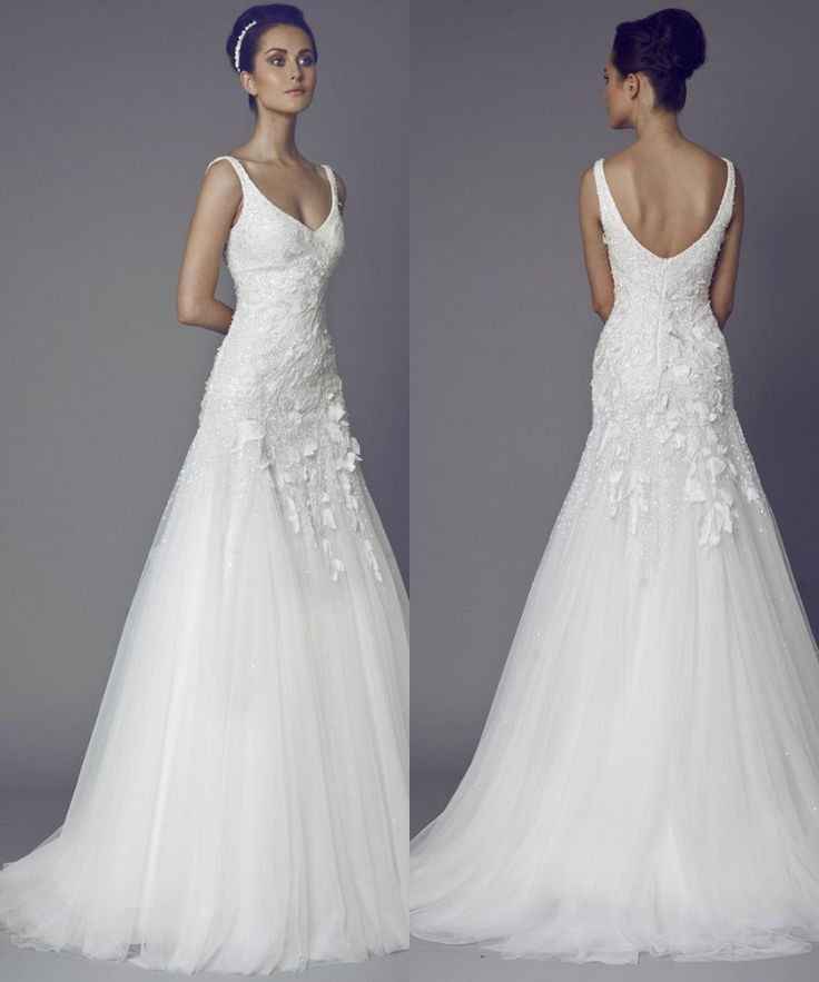 perfect wedding gowns: 1000+ Ideas About Stunning Wedding Dresses On Pinterest